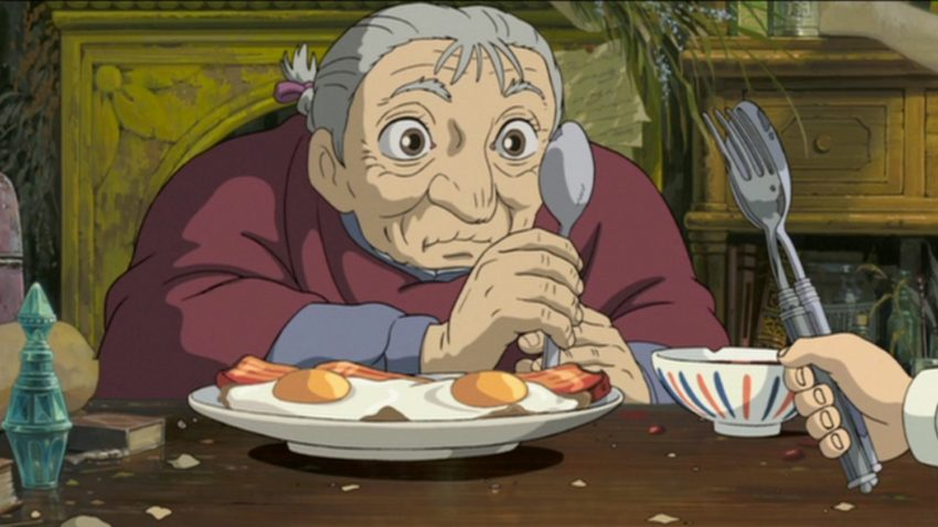 Cooking with Ghibli – All the Anime
