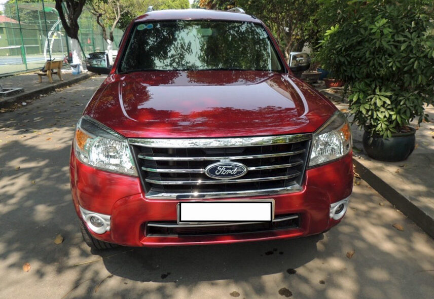 Should you buy the 2012 Ford Everest?