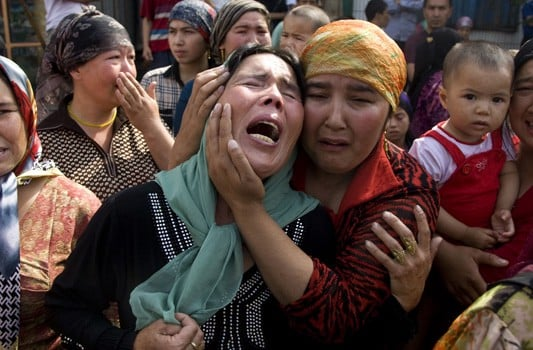 Uighurs talk about the CCP's genocide