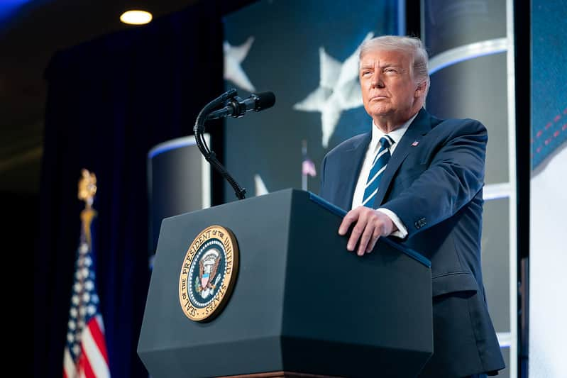 President Trump: If given the chance, Mr. Biden will destroy great America
