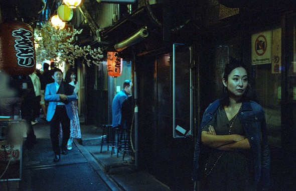 Film Fridays: Photographing Tokyo streets with a Hasselblad XPan panorama camera: Digital Photography Review