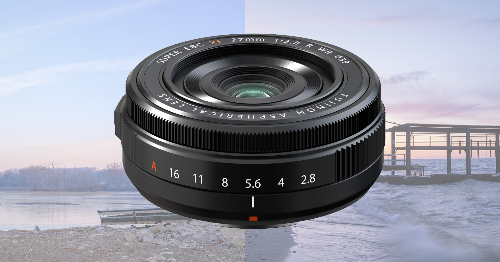 First Impressions of the Fujifilm XF 27mm f/2.8 Pancake Lens