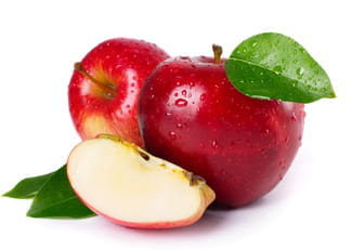 The advantages of the apple diet