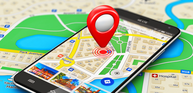To check which applications are tracking your location on your phone - Photo 1.