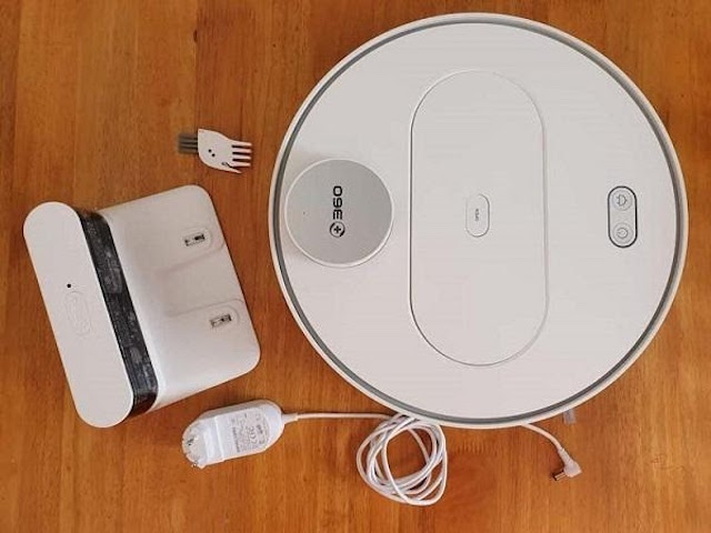 How to fix robot vacuum cleaner with 3 common errors is very simple and effective