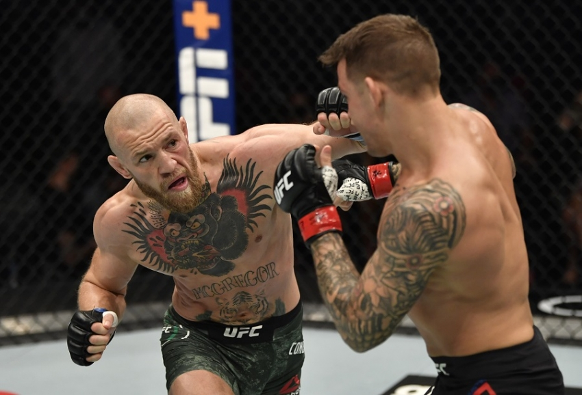 Despite winning the UFC 257, Dustin Poirier admitted that he thought he almost lost in the first half, not only losing points to Conor McGregor but also almost being knocked out.