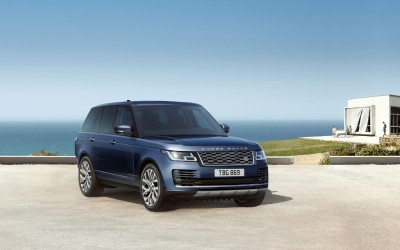 2021.01.25.  48,686 Reads About 20 Million Won Price Cut!  2021 Land Rover Range Rover launch road test 91