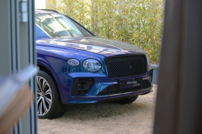 2021.01.22.  27,996 Read Hotel Suite Curtains Opened 300 Million Bentley Appears Autocast 22