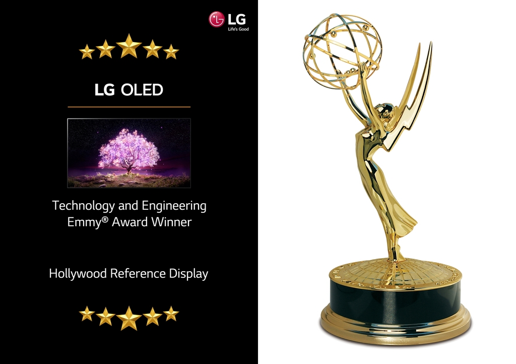 LG TVs and Sony monitors are awarded Emmy Awards for their outstanding picture quality - VnReview