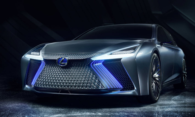 Lexus LS: Luxurious experience makes one fall in love