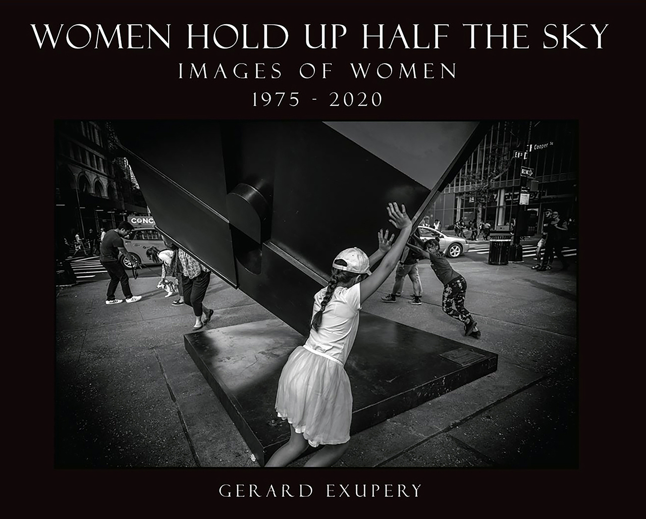 NEWS: Gerard Exupery's 'Women Hold Up Half the Sky' Book IndieGoGo Campaign