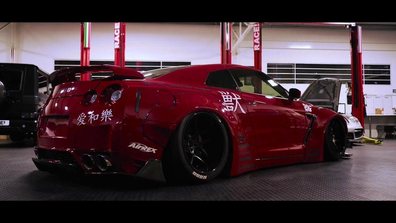 Nissan GT-R: Dream of becoming the most powerful supercar on the planet