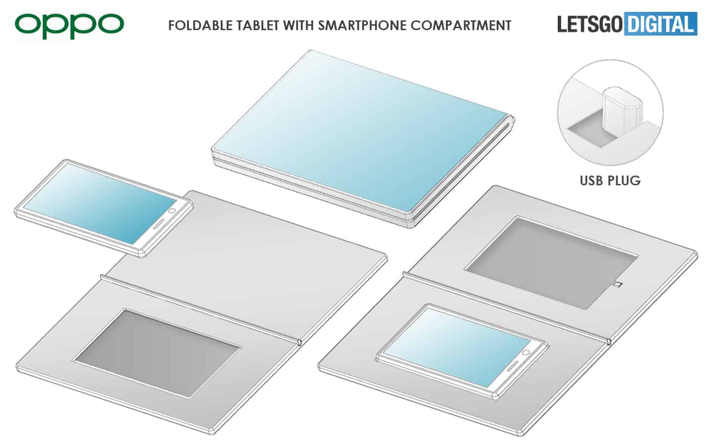 OPPO-foldable-tablet-with-smartphone-dock-patent-4
