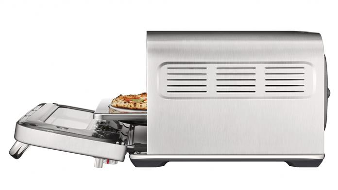 Reviews on Sage The Smart Oven Pizzaiolo: the perfect indoor pizza oven for novices and pizzaioli