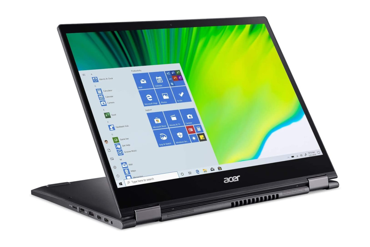 Save $160 on this loaded Acer Spin 5 convertible laptop, today only