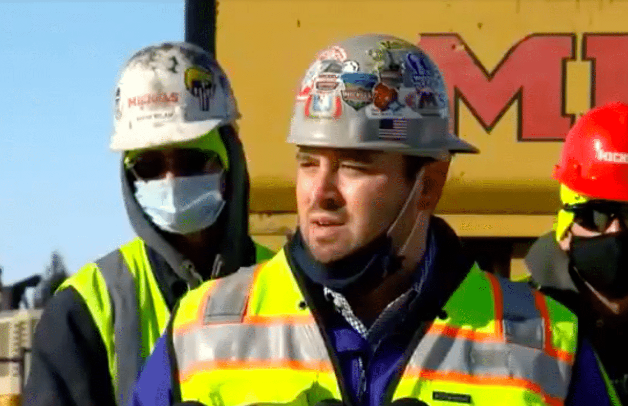 Keystone XL pipeline general manager: 'Hundreds' of workers have been laid off