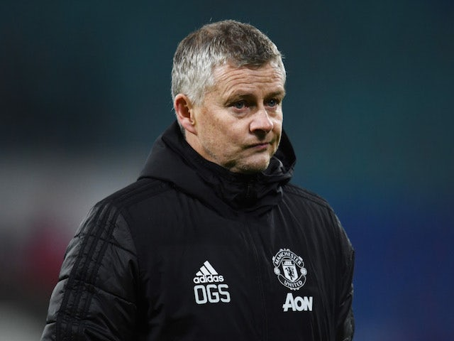 Solskjaer wants his students to quickly get up after failure.  Photo: Reuters.