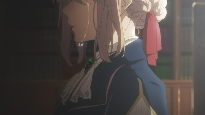 Violet Evergarden Home Video Release Update – All the Anime