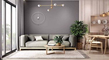 It is predicted that interior design trends will be storming in 2021