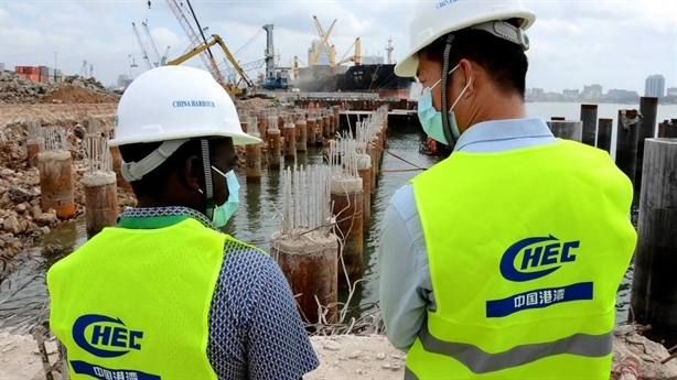 China connects Africa, cooperation despite COVID-19