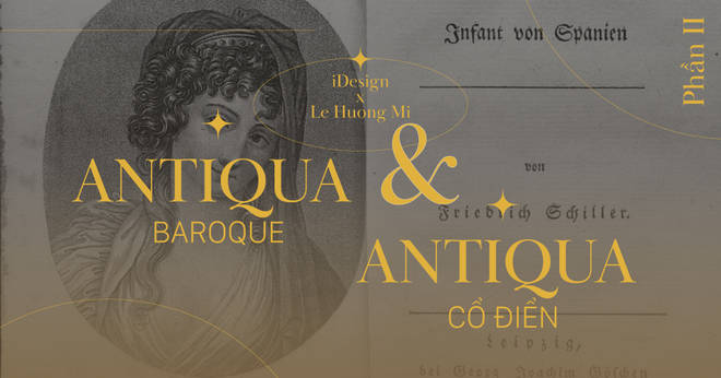/ single-hand writing / Classic Antiqua Baroque and Antiqua - Aesthetics, engineering and systematization 10 minutes to read