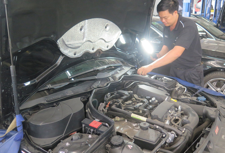 How to check the engine of an old car, whether it has been broken down or not?