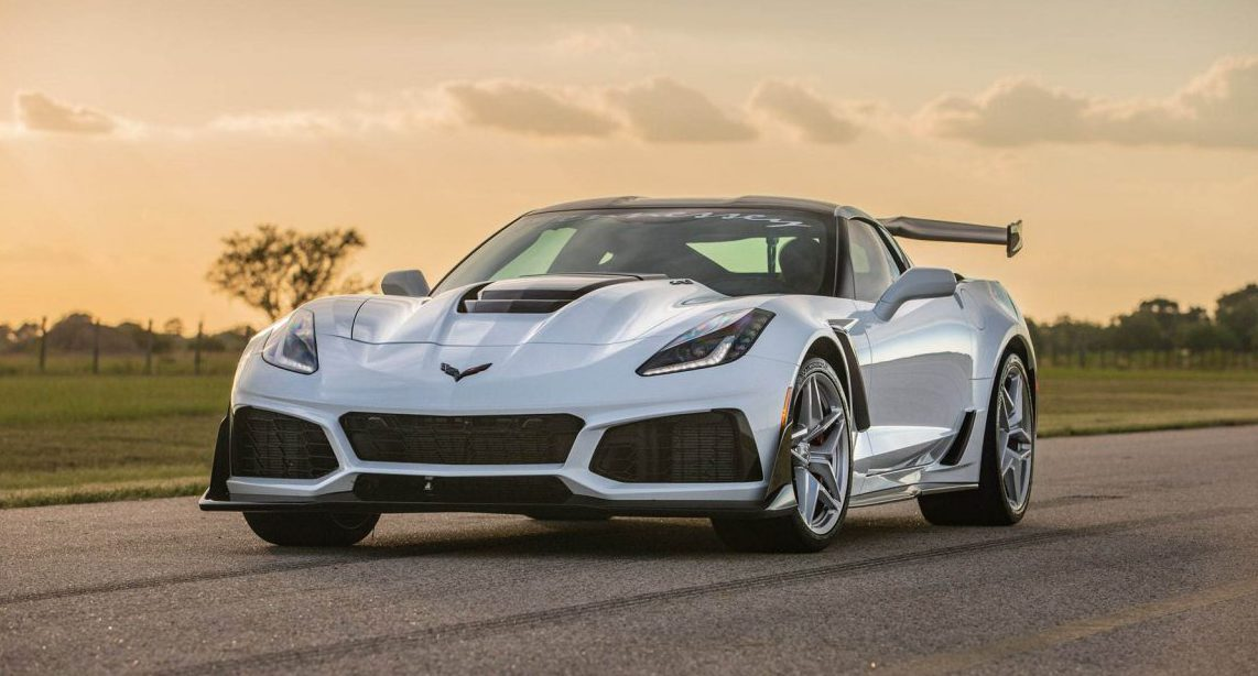 Corvette ZR1: A masterpiece of technology and performance