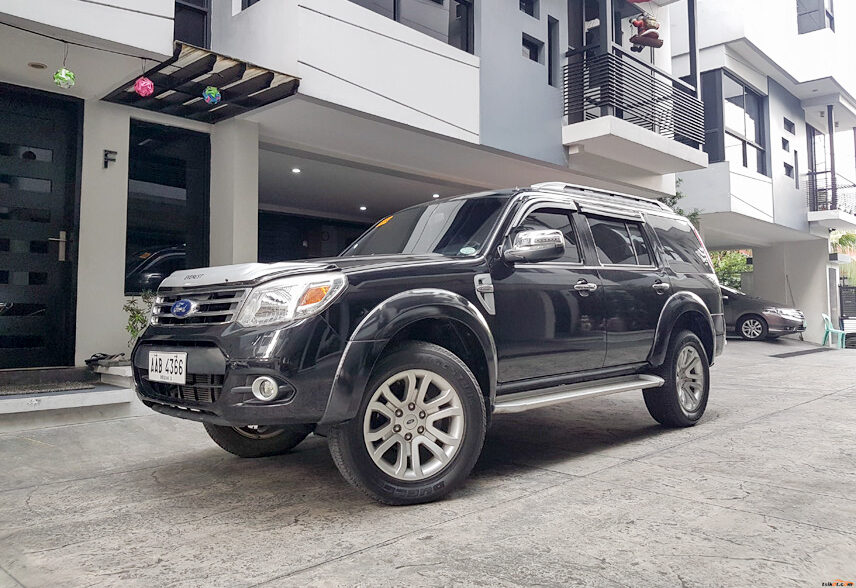 2014 Ford Everest car review
