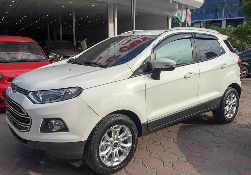 2014 Ford EcoSport car review