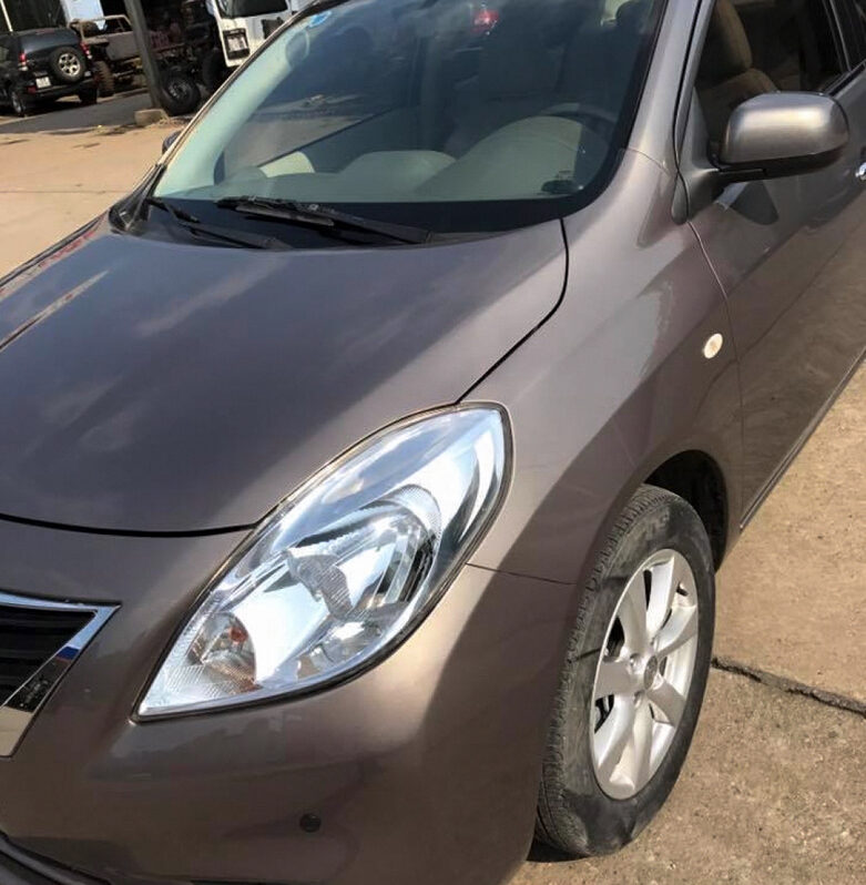 Review Nissan Sunny 2015