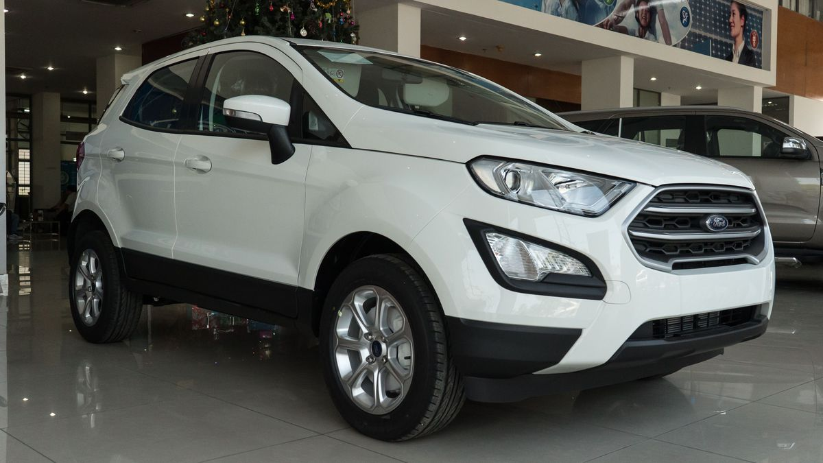 A preliminary assessment of the Ford Ecosport 2021