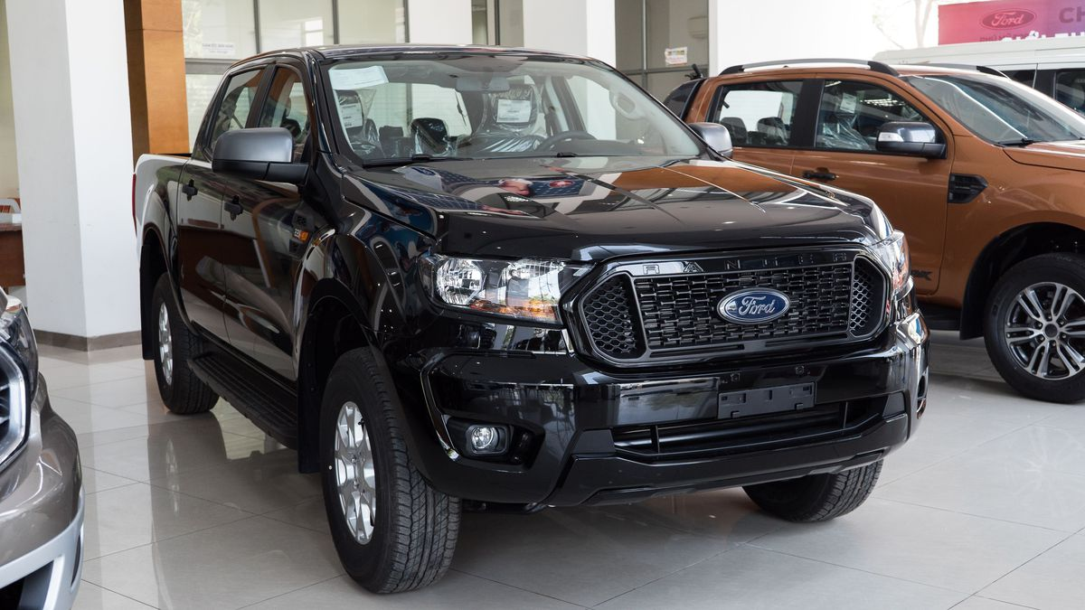 A preliminary assessment of the Ford Ranger 2021