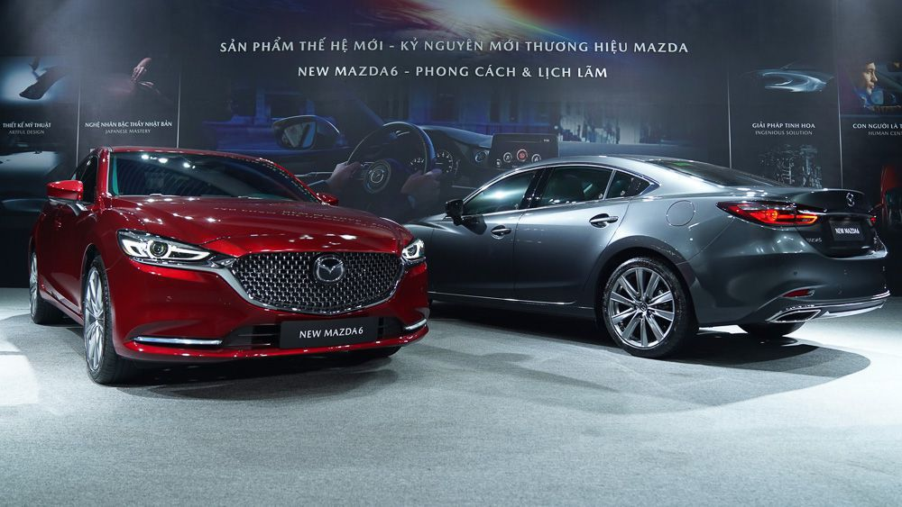 A preliminary assessment of the Mazda6 2021