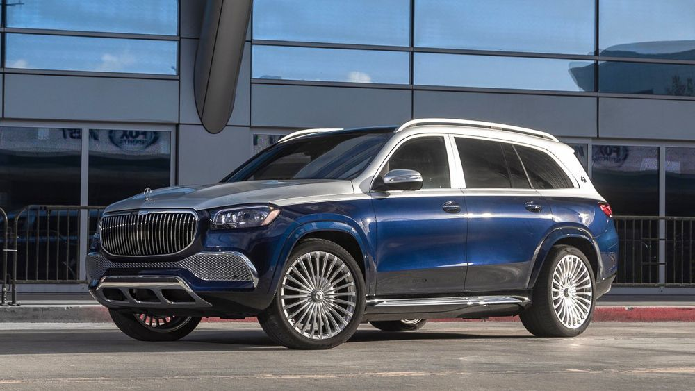 A preliminary assessment of the Mercedes-Benz GLS 600 Maybach 2021