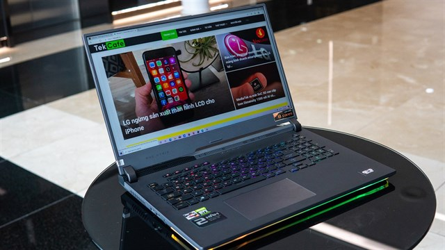 ASUS ROG Strix G17 (2021) hands on: Break out with GeForce RTX 3070 discrete card, AMD Ryzen 7 5800H chip and up to 300Hz refresh rate