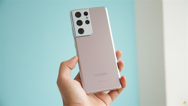 Galaxy S21 Ultra 5G detailed review: Weigh all mobile games, exquisitely machined looks, ... still not as attractive as this!  (Updating)