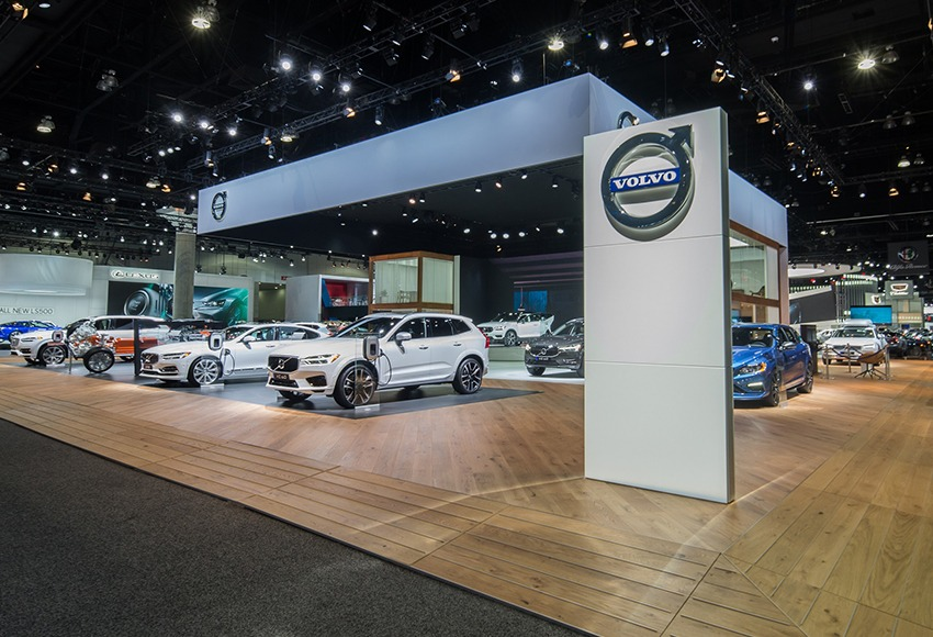 Price list for Volvo cars: 4 seats, 5 seats high, 7 seats (1/2021)