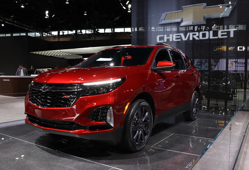 Price list for Chevrolet cars: 7-seater, pickup (1/2021)