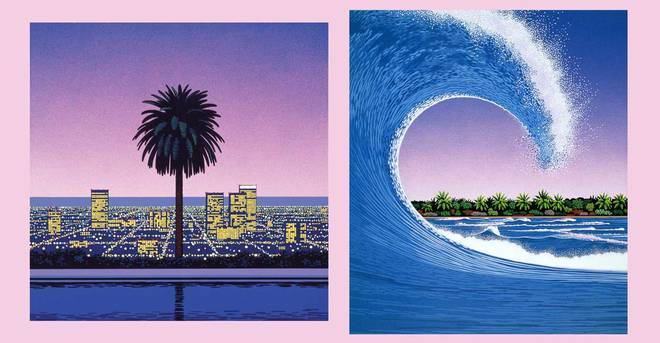 Hiroshi Nagai - The artist behind the City Pop album covers of the '80s 7 minutes to read