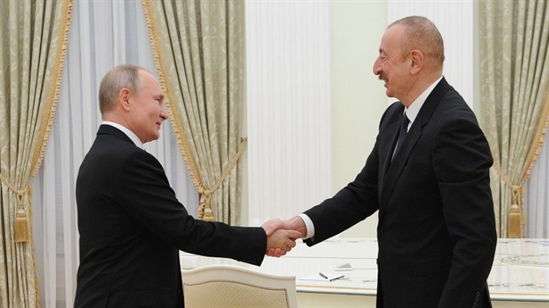 Russia witnessed the agreement on the construction of Karabakh