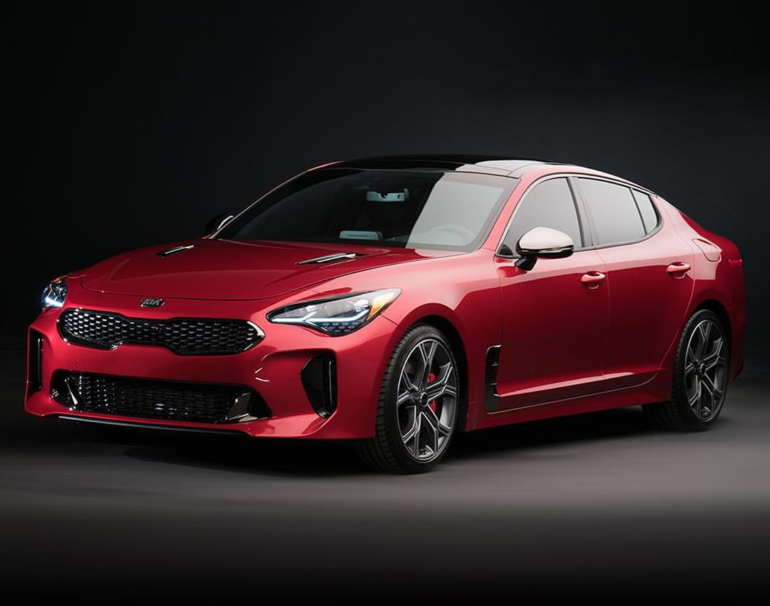 Kia Stinger: The difference makes its own