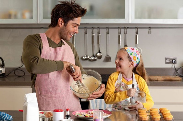 Tell him how to cook delicious food to give her on October 20