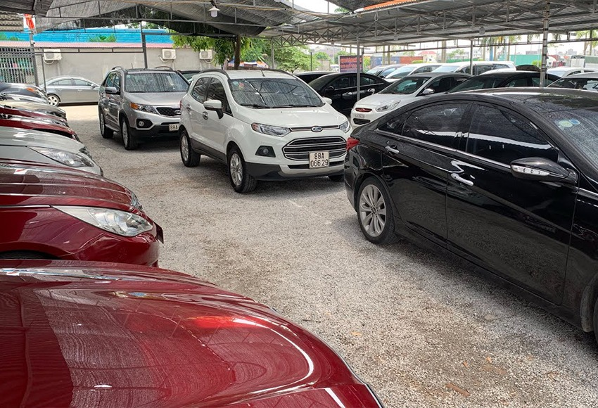Used cars and cars should not be bought