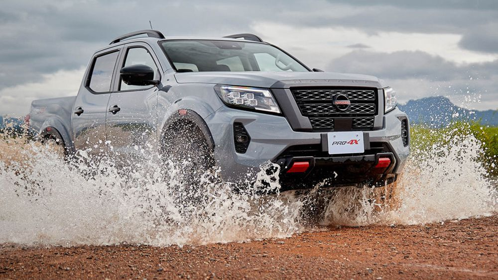 A preliminary assessment of the Nissan Navara 2021