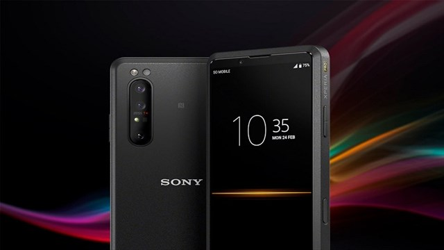 First impression Sony Xperia Pro: A phone with powerful configuration, distinctive design and many features for cinematographers