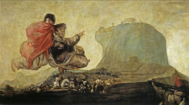 Why should you know the Black Painting, the darkest series in the history of painting by Francisco Goya