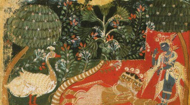 Indian palace paintings - An inspiration for passion, creativity and spirituality