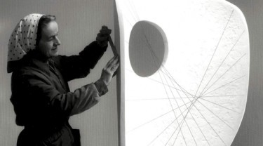 The life and career of Barbara Hepworth, the modern master of abstract sculpture