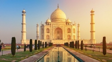 5 amazing facts about the Taj Mahal, a symbol of India
