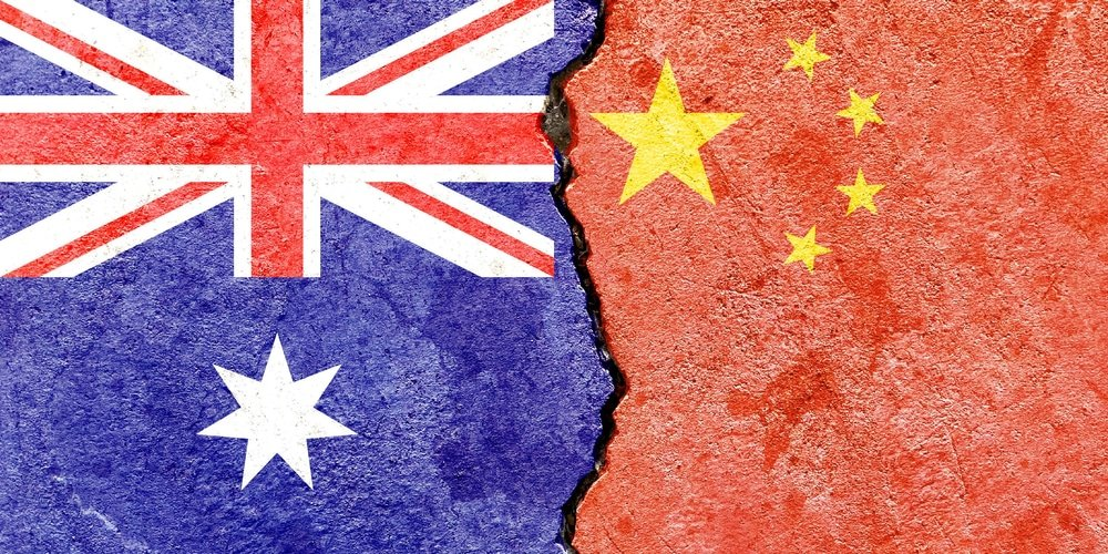 The CCP condemns Australia's human rights situation